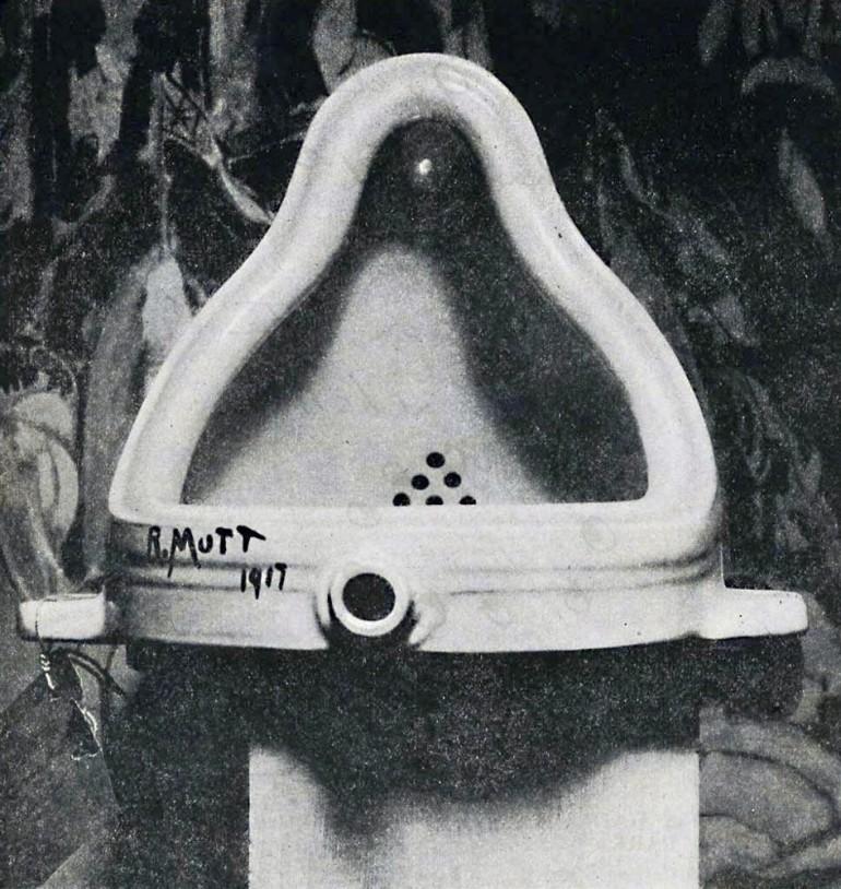 """La seule relique de la vraie """"Fontaine"""", c'est cette photo."""