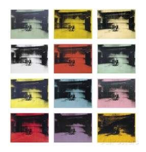 andy-warhol-twelve-electric-chairs-c-1964-65